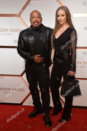 Daymond John, Heather Taras
