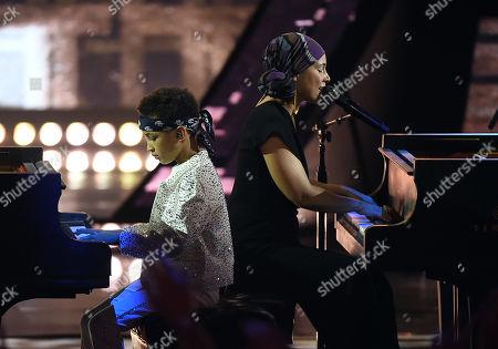 Alicia Keys, Egypt Daoud Dean
