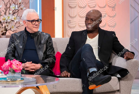 Trevor Horn and Seal