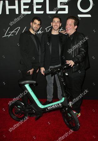 Joshua Viner, Jonathan Viner, Jeff Beacher