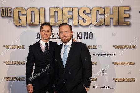 Editorial photo of 'The Goldfish' film premiere, Vienna, Austria - 14 Mar 2019