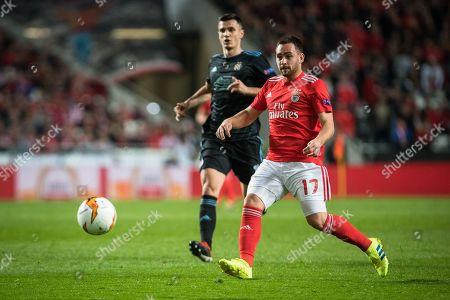 Andrija Zivkovic of Benfica