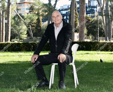 Editorial image of 'Le venerable W' film photocall, Rome, Italy - 15 Mar 2019