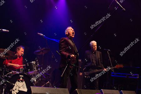 Kevin Morris, Robert Kane, and P H ( Phil) Mitchell - Dr Feelgood