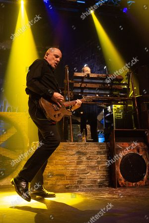 Barry Warne - The Stranglers