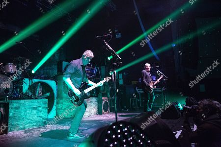 Editorial photo of The Stranglers in concert at O2 Academy, Newcastle, UK - 14 Mar 2019