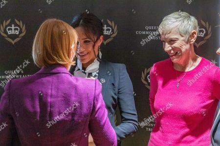 Meghan Duchess of Sussex, Annie Lennox