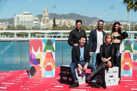 Editorial picture of Taxi a Gibraltar - Photocall - Malaga Film Festival, Spain - 15 Mar 2019