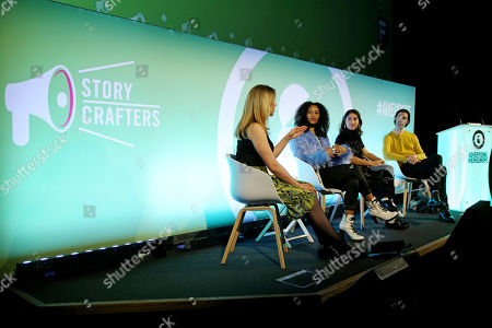 Jo Burford (Head of Creator Solutions, Whalar), Jade Pearl (Influencer/Creator, Whalar), Sofia Salazar (Creator/Influencer, Whalar) and Clym Evernden (Creator/Influencer, Whalar)