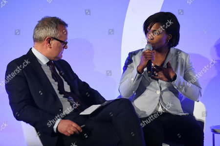 Paul Hayward (Chief Sports Writer, The Telegraph), Maggie Alphonsi MBE (Rugby World Cup Winner, England Rugby)