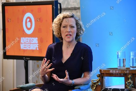 Cathy Newman (News presenter, Channel 4 News)