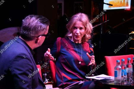 James Murphy (Founder Group CEO, adam&eveDDB) and Karen Fraser (MBE Director of Credos & AA Head of Strategy, Advertising Association)