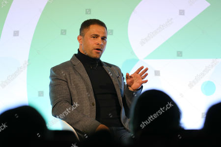 Stock Image of Jason Robinson OBE (Rugby Champion)