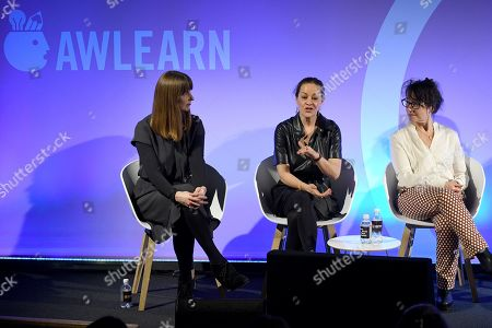 Clare Chapman (Head of Media Planning, EMEA, Essence), Anna Watkins (Managing Director, Verizon Media) and Sue Unerman (Chief Transformation Officer, MediaCom)