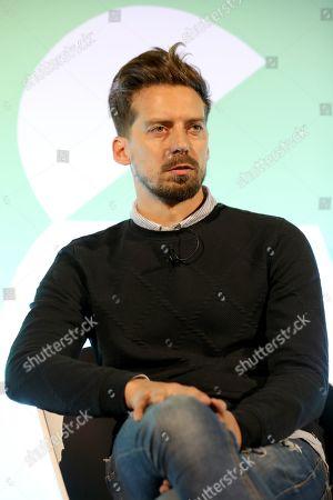 Stock Image of Eric Serra (Head of Digital Channels, FC Barcelona)