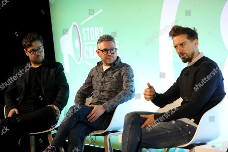 Editorial picture of Go Big Or Go Home, Story Crafters Stage, Advertising Week Europe, Picturehouse Central, London, UK - 19 Mar 2019