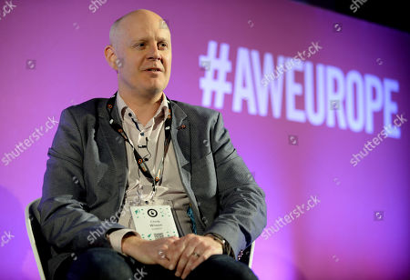 Editorial picture of Going Global - A Growth Strategy, Ad Shapers Stage, Advertising Week Europe, Picturehouse Central, London, UK - 19 Mar 2019