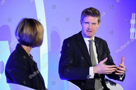 Edie Lush (Co-Host, Global Goalscast, Author, Communications Trainer, Executive Editor, Hub Culture) and Tristram Hunt (Director, The Victoria and Albert Museum)