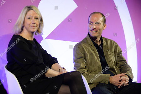 Editorial photo of A New Marketing Landscape Requires A New Agency Model, Ad Shapers Stage, Advertising Week Europe, Picturehouse Central, London, UK - 20 Mar 2019