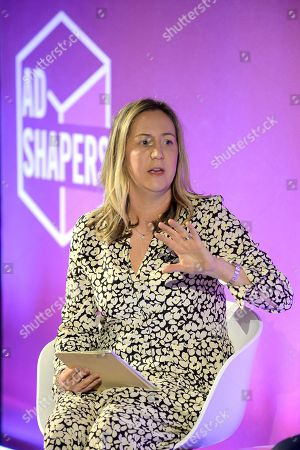 Editorial picture of Partnerships, Collaboration and Honest Conversations - What it Really Means, Ad Shapers Stage, Advertising Week Europe, Picturehouse Central, London, UK - 20 Mar 2019