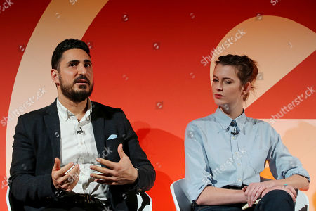 Carl Carter (Head of Marketing strategy and Effectiveness, IRI) and Amy Williams (CEO, Good-Loop)