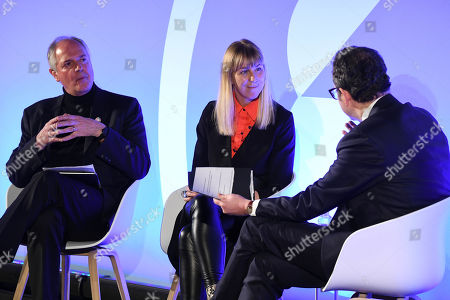 Paul Polman (Chief Executive Office of Unilever) (Chief Executive Office of Unilever) (Chief Executive Office of Unilever) (Chief Executive Office of Unilever) (Former CEO, Unilever), Caroline Casey (Founder, Valuable), Michael Hayman (Co-founder, Seven Hills)