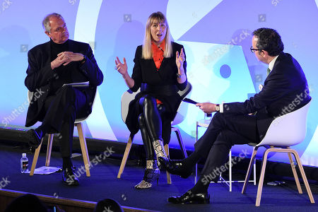 Editorial photo of The Business Revolution for Inclusion, Impact Makers Stage, Advertising Week Europe, Picturehouse Central, London, UK - 20 Mar 2019