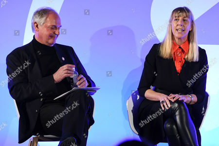 Editorial picture of The Business Revolution for Inclusion, Impact Makers Stage, Advertising Week Europe, Picturehouse Central, London, UK - 20 Mar 2019