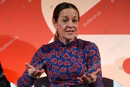 Editorial picture of Winning Back Consumer Confidence, By The Numbers Stage, Advertising Week Europe, Picturehouse Central, London, UK - 20 Mar 2019