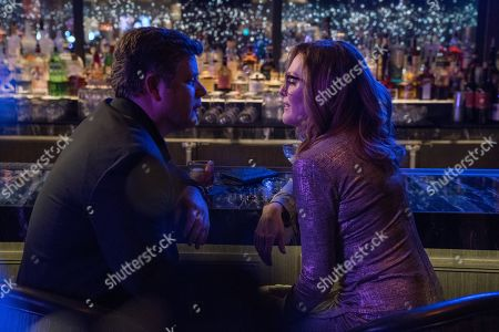 Sean Astin as Jeremy and Julianne Moore as Gloria