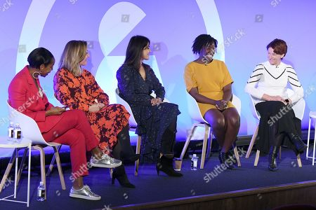 Editorial picture of How Should Brands Lead in the Age of a Socially Aware Generation?, Impact Makers Stage, Advertising Week Europe, Picturehouse Central, London, UK - 21 Mar 2019