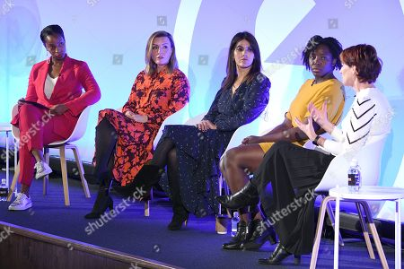 Editorial photo of How Should Brands Lead in the Age of a Socially Aware Generation?, Impact Makers Stage, Advertising Week Europe, Picturehouse Central, London, UK - 21 Mar 2019