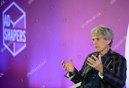Stock Image of Sir Dr John Hegarty (Founder, BBH/Whalar)