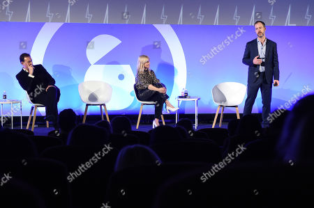 Editorial photo of The Marketing Academy Boot Camp, Impact Makers Stage, Advertising Week Europe, Picturehouse Central, London, UK - 21 Mar 2019