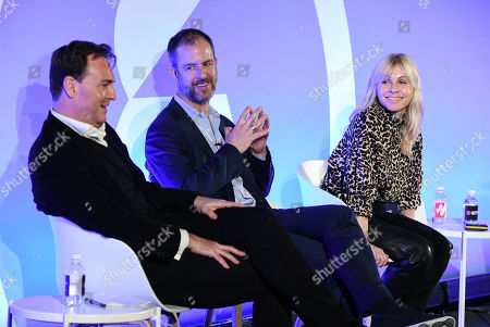 Editorial picture of The Marketing Academy Boot Camp, Impact Makers Stage, Advertising Week Europe, Picturehouse Central, London, UK - 21 Mar 2019