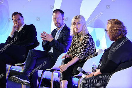 Editorial image of The Marketing Academy Boot Camp, Impact Makers Stage, Advertising Week Europe, Picturehouse Central, London, UK - 21 Mar 2019