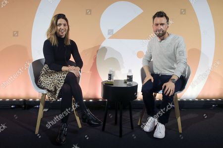 Editorial picture of Advertising in the Intelligent Era, Tech Stars Stage, Advertising Week Europe, Picturehouse Central, London, UK - 21 Mar 2019
