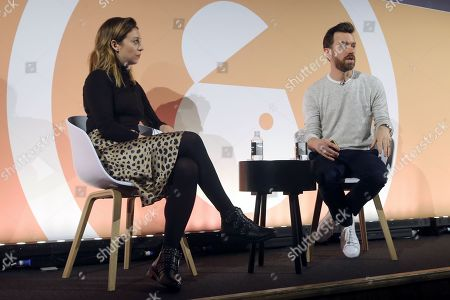 Editorial photo of Advertising in the Intelligent Era, Tech Stars Stage, Advertising Week Europe, Picturehouse Central, London, UK - 21 Mar 2019