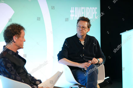 Ric Blaxhill (Programme Director, Bauer Media) and Simon Mayo (Author and Radio Personality, Scala Radio)