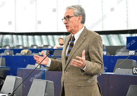 Stock Photo of Ramon Jauregui Atondo