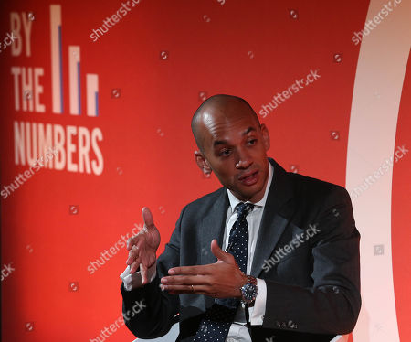 Editorial photo of Live With The Independent Group, By The Numbers Stage, Advertising Week Europe, Picturehouse Central, London, UK - 18 Mar 2019