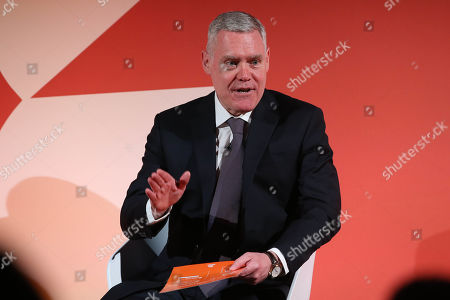 Stock Picture of Ian King (Business Presenter, Sky News)