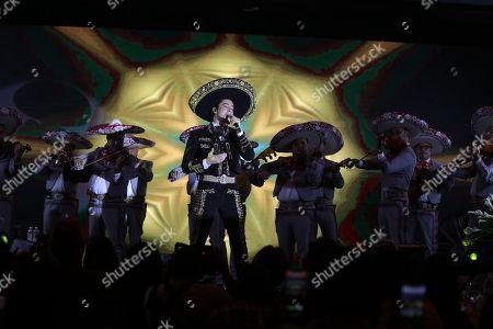 Editorial image of Alex Fernandez presents his debut album 'Sigue la Dinastia', Mexico City - 15 Mar 2019
