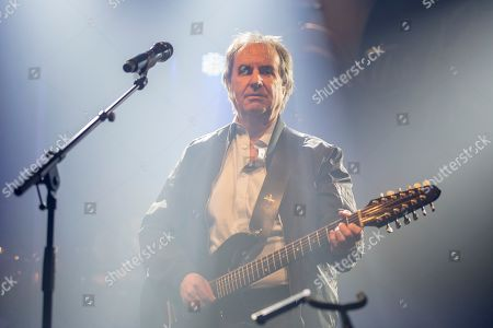 Chris de Burgh performs at the Retro Festival in Lucerne, Switzerland, 15 March 2019. The music event runs from 13 to 15 March.