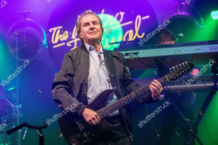 Stock Photo of Chris de Burgh performs at the Retro Festival in Lucerne, Switzerland, 15 March 2019. The music event runs from 13 to 15 March.