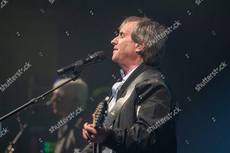 Editorial picture of Chris de Burgh in concert, Luzern, Switzerland - 15 Mar 2019
