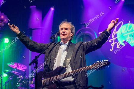 Editorial image of Chris de Burgh in concert, Luzern, Switzerland - 15 Mar 2019