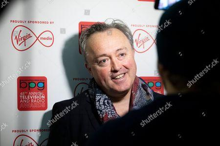 Stock Picture of Marcus Bentley