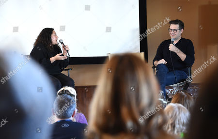 Editorial image of 2019 Sun Valley Film Festival Screenwriter's Lab presented by Variety, Sun Valley, USA - 15 Mar 2019