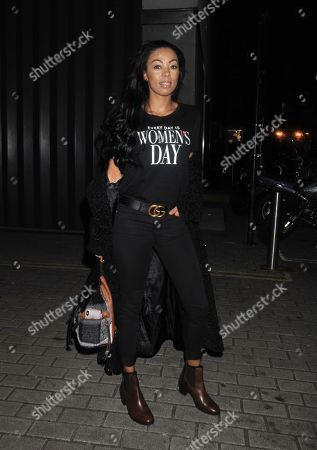 Editorial picture of Andy Jordan single launch party, London, UK - 14 Mar 2019